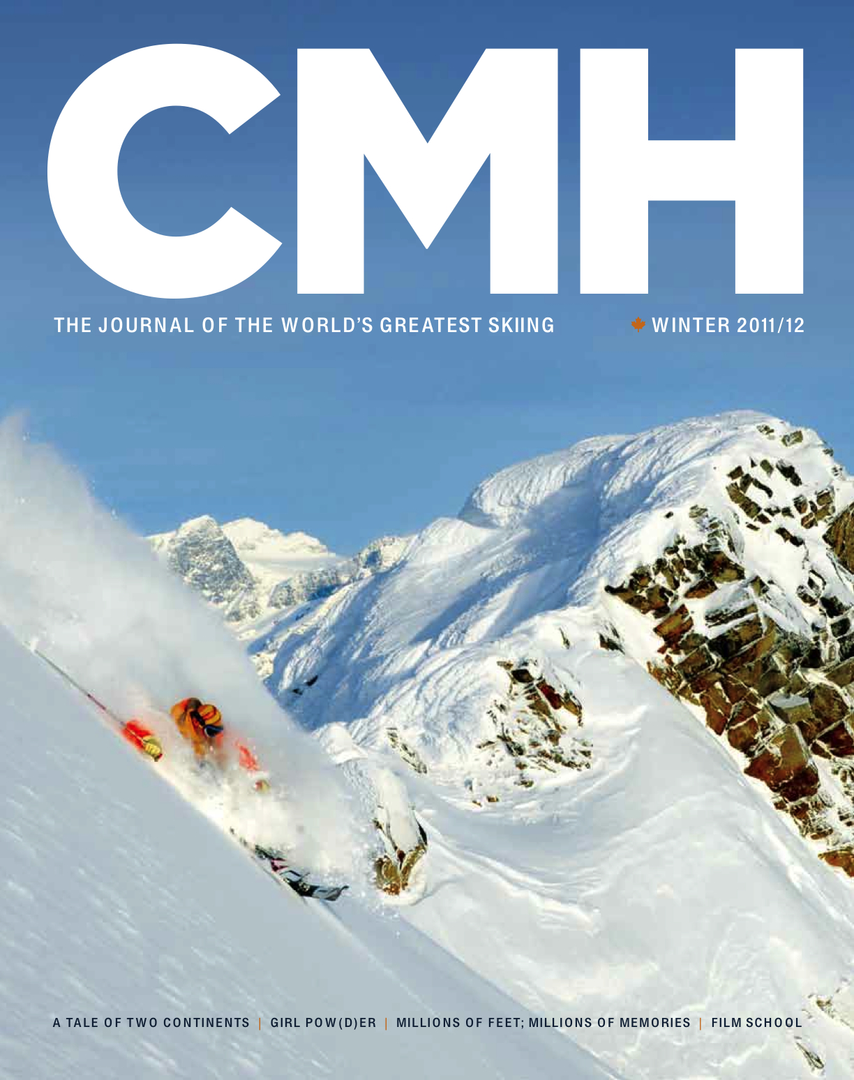 The CMH brochure is now out in digital form